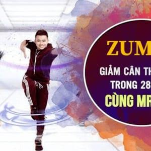 Zumba - Giảm cân thần tốc trong 28 ngày cùng Mr. Túc