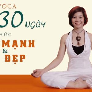 Tập Yoga cơ bản ngay tại nhà với Nguyễn Hiếu