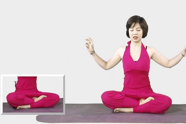 Yoga trẻ hóa và làm đẹp cho khuôn mặt