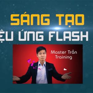 Sáng tạo hiệu ứng Flash Fx Sáng tạo hiệu ứng Flash Fx